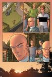 X-Men: First Class No1 Headshot: Xavier  Charles  Cyclops  Angel  Iceman and Beast