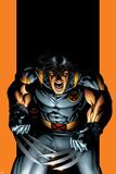Ultimate X-Men No52 Cover: Wolverine