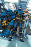 Cable & Deadpool No6 Group: Cyclops  Beast and Emma Frost