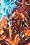 Secret Invasion: Thor No2 Cover: Thor