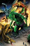 Avengers vs Pet Avengers No1: Fin Fang Foom Standing