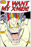 X-Men Super-Sized Annual No12 Headshot: Mojo