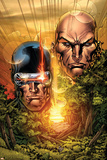 X-Men: Legacy No215 Cover: Cyclops  Xavier and Charles