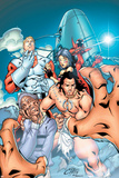 Alpha Flight No3 Cover: Alpha Flight