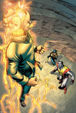 Wolverine: First Class No8 Group: Colossus  Shadowcat and Supreme Soviet