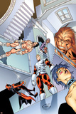 Alpha Flight 4 Cover: Alpha Flight