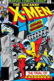 Uncanny X-Men No122 Cover: Colossus and Wolverine