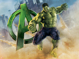 The Avengers: Age of Ultron - Hulk