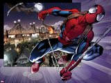 Ultimate Spider-Man No157: Spider-Man Swinging