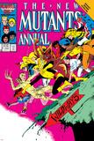 New Mutants Annual No2 Cover: Magik