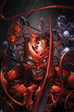 Superior Carnage 5 Cover: Carnage  Spider-Man  Wizard