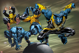 X-Men Evolutions No1: Beast