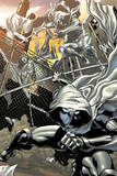 Heroes for Hire No3: Moon Knight Jumping