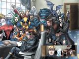 X-Men No157 Group: Cyclops  Beast  Wolverine  Nightcrawler  Angel  Lockheed and X-Men