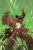 Thunderbolts 9 Cover: Deadpool  Venom