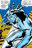 Marvel Comics Retro: Silver Surfer Comic Panel