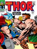 Marvel Comics Retro: The Mighty Thor Comic Book Cover No126  Hercules