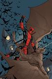 Deadpool: the Gauntlet 1 Cover: Deadpool