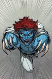 Uncanny X-Men 13 Cover: Raze