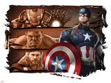 The Avengers: Age of Ultron - Captain America  Iron Man  Hulk  & Thor