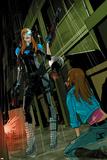 X-Treme X-Men 8 Cover: Dazzler  Xavier  Charles