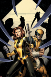 Wolverine 11 Cover: Pryde  Kitty  Wolverine