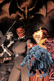 Fear Itself: The Fearless No8 Cover: Sin  Crossbones  and Hellstrom