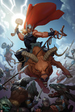 Thor: God of Thunder 14 Cover: Thor