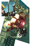 Iron Man 20 No1: Iron Man and War Machine