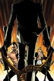 Daken: Dark Wolverine No19 Cover: Daken Standing