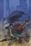 Thor: God of Thunder 17 Cover: Thor  Malekith