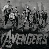 The Avengers: Age of Ultron - Iron Man  Thor  Hulk  Captain America  Hawkeye  Black Widow