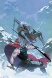 Thor: God of Thunder 16 Cover: Thor  Malekith