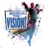 The Avengers: Age of Ultron - Behold the Vision!