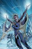 Uncanny X-Men No459 Cover: Storm