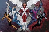 X-Men Evolutions No1: Archangel