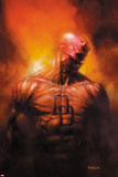 Shadowland: After The Fall No1 Cover: Daredevil Standing