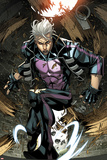 Ultimate Comics X-Men No7: Quicksilver Crouching