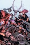 Dark Avengers/Uncanny X-Men: Exodus No1 Cover: Colossus