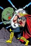 X-Statix No25 Cover: Thor and Doop