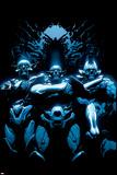 Avengers 18 Cover: Skrulls