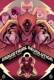 Iron Man Legacy No7 Cover: Iron Man Kneeling