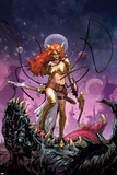 Guardians of the Galaxy 6 Cover: Angela