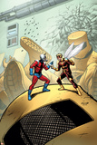 Ant-Man & Wasp No2 Cover: Ant-Man and Wasp Standing