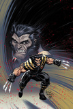 Ultimate Comics Wolverine 1 Cover: Wolverine