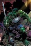 Incredible Hulks No624: Hulk with a Sword