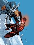 Uncanny X-Men 8 Coover: Magneto  Cyclops