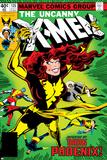 Marvel Comics Retro: The X-Men Comic Book Cover No135  Phoenix