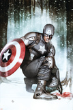 Captain America: Living Legend 2 Cover: Captain America