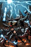 A+X 11 Cover: Thor  Magik
